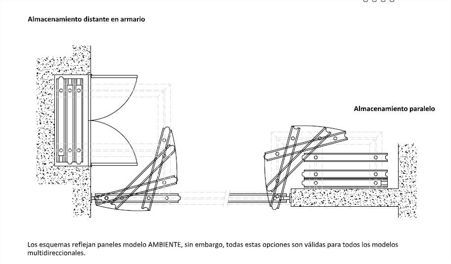 005. Aparcamiento 2 - Detalle aparcamiento Acustiflex 46dB