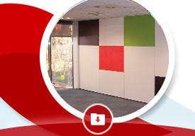 catalogo panel ambiente - Tabique Móvil Compacto 70