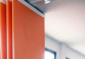 mini compacto guias - Detalle panel guía Compacto 70