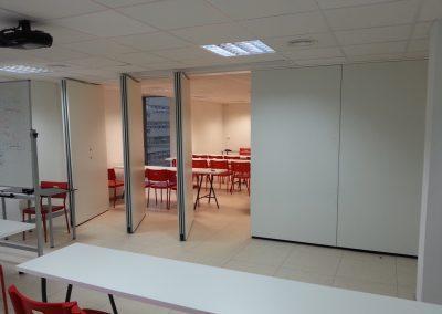 Instalación en Academia en Madrid