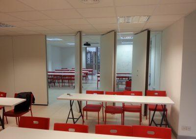 Basilica 3 400x284 - Instalación en Academia en Madrid