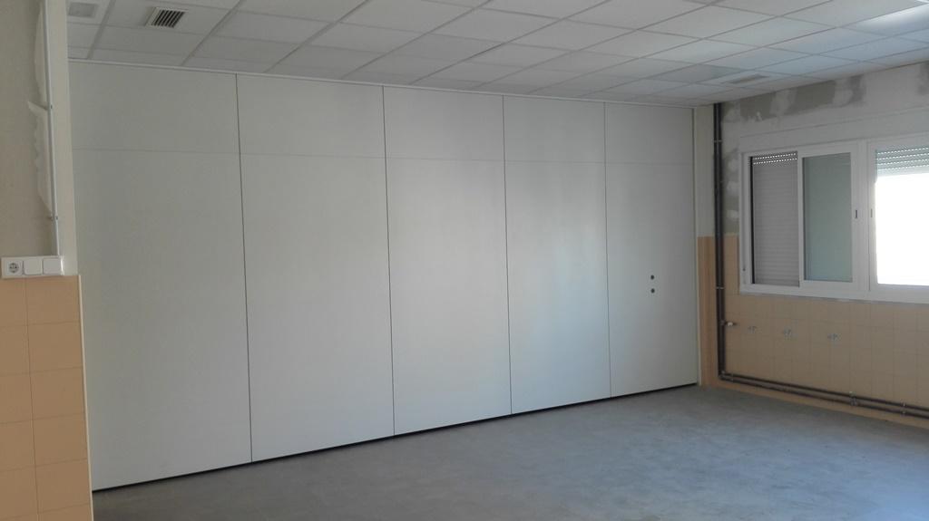 Cº Madrid 1 - Instalación en Colegio de Madrid