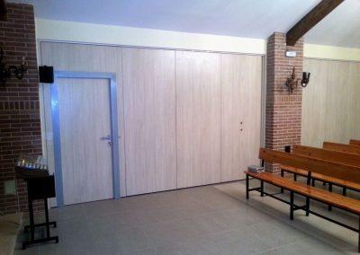 Iglesia Poveda 1 400x284 - Instalación en Iglesia