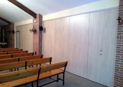 Iglesia Poveda 2 400x284 - Instalación en Iglesia