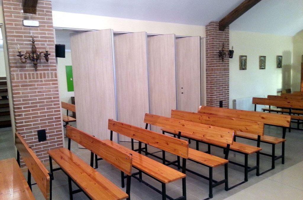 Instalación en Iglesia