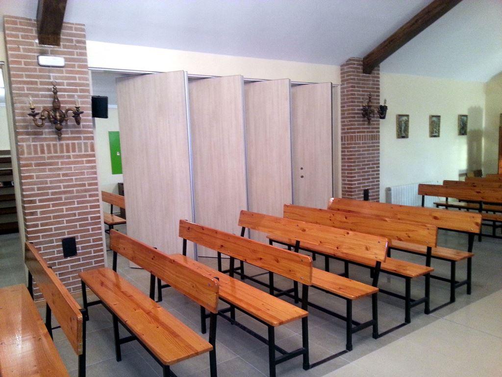 Iglesia Poveda 5 - Instalación en Iglesia