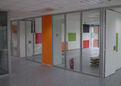 Instalación en Oficinas de Madrid