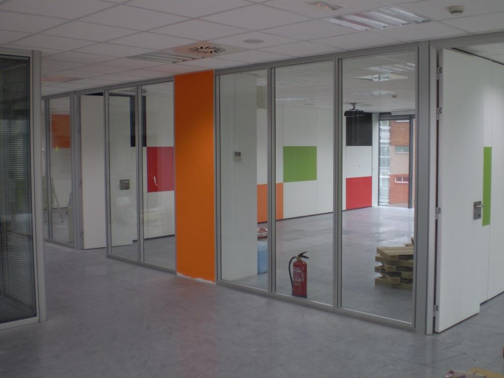 Madrid 5 - Instalación en Oficinas de Madrid