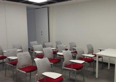 Instalación en Residencia Estudiantes