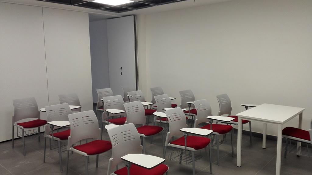 Residencia 2 - Instalación en Residencia Estudiantes