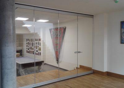 Instalación en Residencia de Cristal
